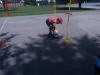 Športni dan v 1. razredu