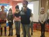 Folklorniki Veseli Marki na decembrskih nastopih